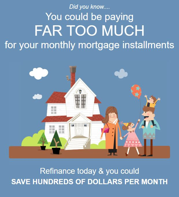 Take Control Of Your Mortgage Today!